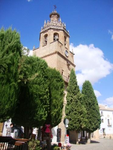 plein ronda citytrip andalusie