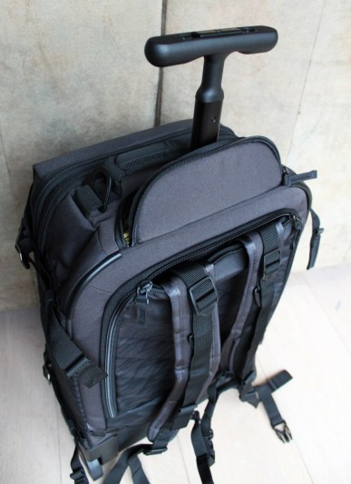 review Victorinox Vx Touring koffer rugzak-8