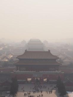 stedentrip beijing uitzicht verboden stad