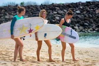 surfen pelan pelan bali