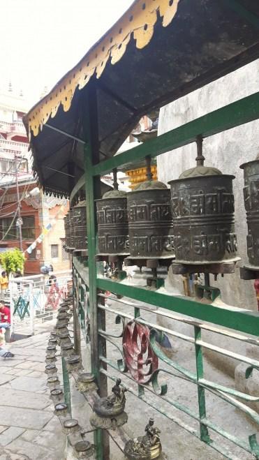 tempel in kathmandu nepal