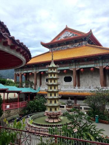 temple penang maleisie