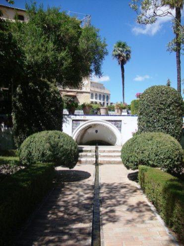 tuinen citytrip Ronda Andalusie