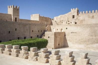 tunesie ruines