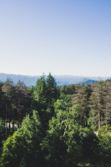 uitzicht Pena Park hotel