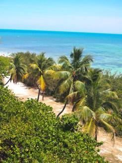 Bahia honda state park uitzicht