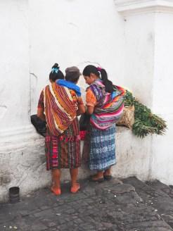 vanaf de kerk chichicastenango in guatemala-2