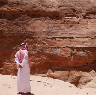 wadi rum jordanie woestijn