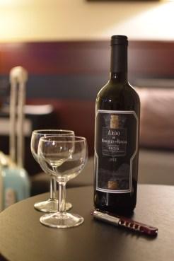 wijntje kamer sheraton airport hotel