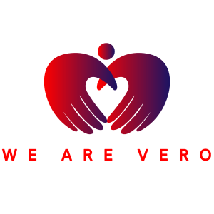 we are vero logo