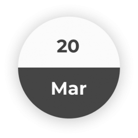 20 March