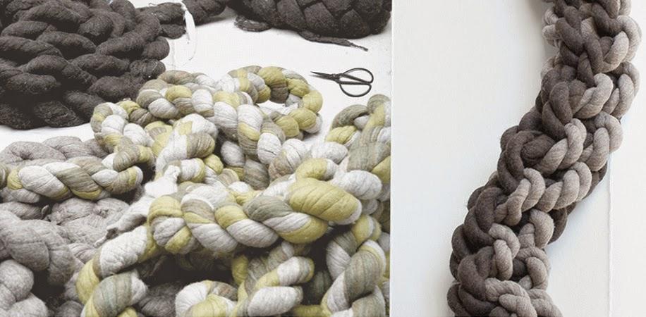 Dana Barnes-braided felt
