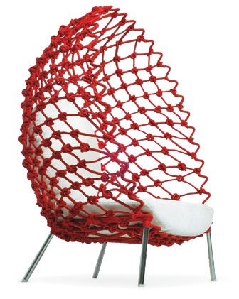Kenneth Cobonpue knotted chair