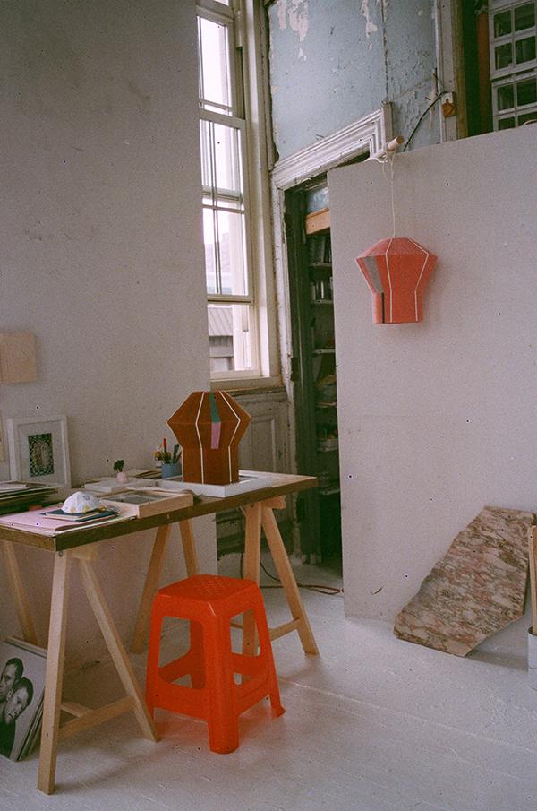 Ana Kras studio shot