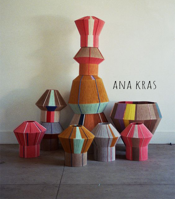 Ana Kras Lighting | Deco Friday