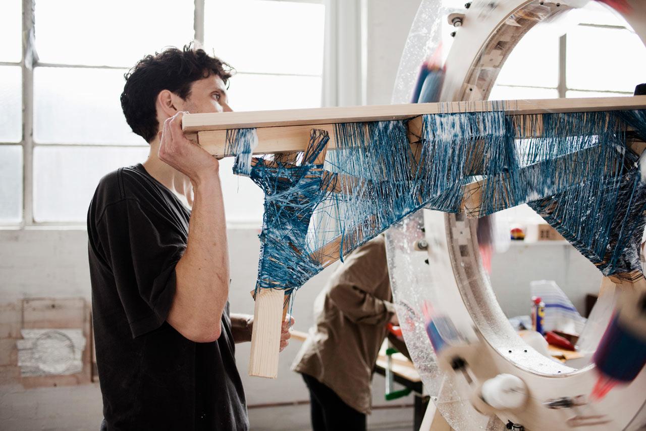 anton_alvarez thread wrapping machine working