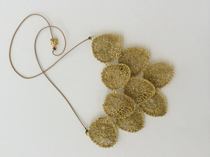 Moonbasket jewellery gold necklace 02