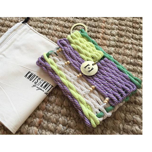 Knots & Knits vivid colours