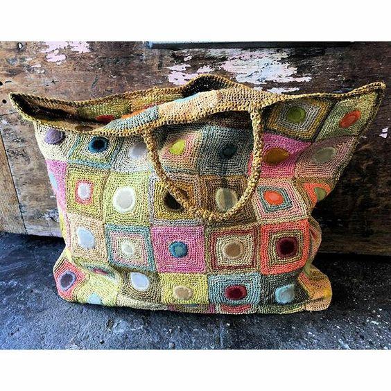 Sophie Digard colour bag