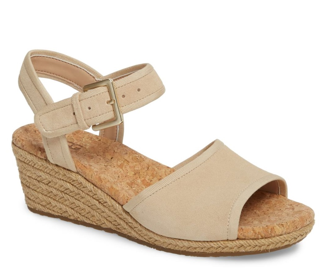 4168a7d6cc9 Nordstrom Rack  UGG Maybell Wedge Sandals – only  30 (reg  100 ...
