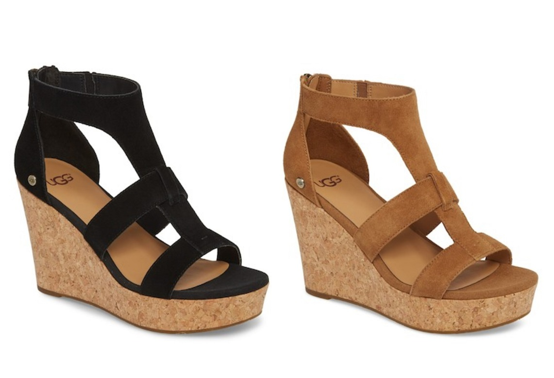 dcacd2b6d99 Nordstrom Rack  UGG Whitney Platform Wedge Sandals – only  32 (reg  110)!