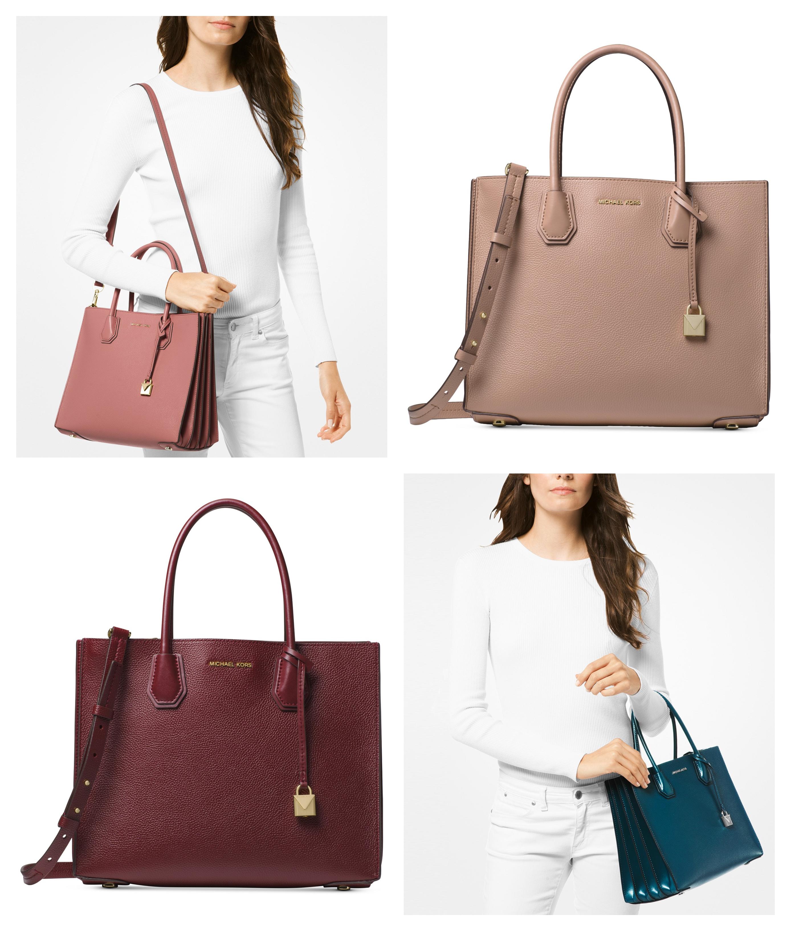 58f942dfa896 Macy s  Michael Kors Bags – 60% Off! – Wear It For Less
