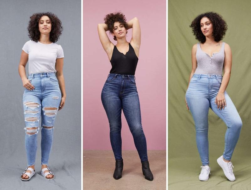 American Eagle: NEW Curvy Jeans + BOGO 50% Off + Free