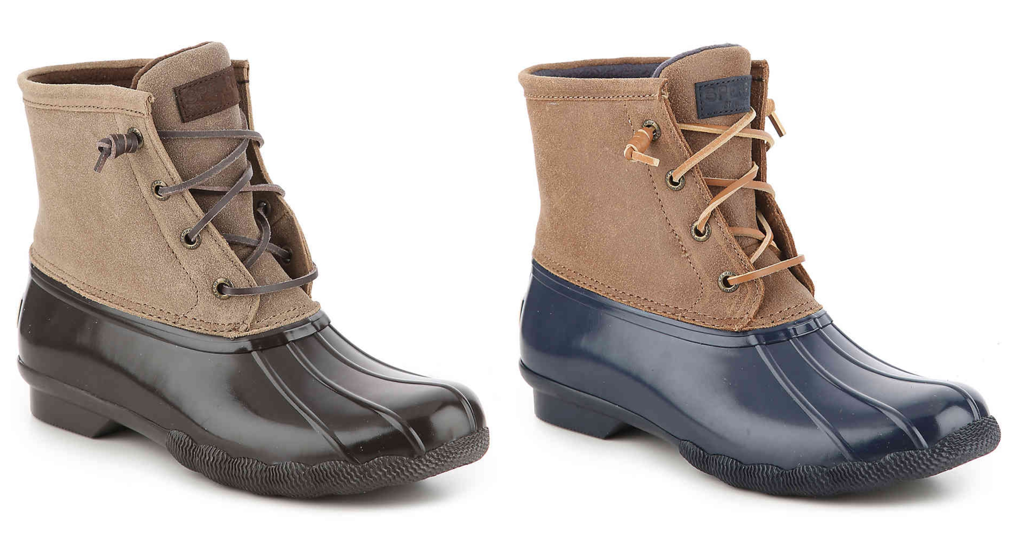 DSW: Sperry Duck Boots – only $72 (reg