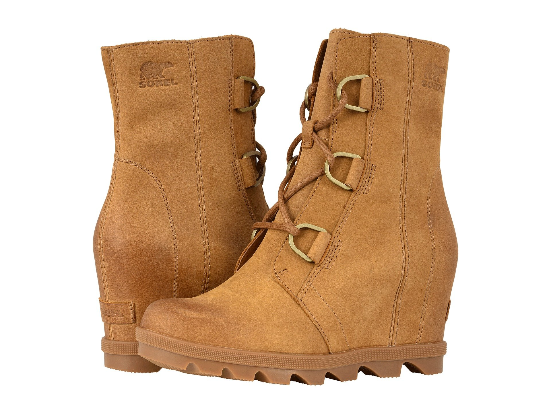 2f31d3eb50467 6PM  SOREL Wedge Boots – 53% Off + Free Shipping!