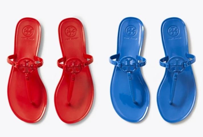 Tory Burch: Mini Miller Jellies