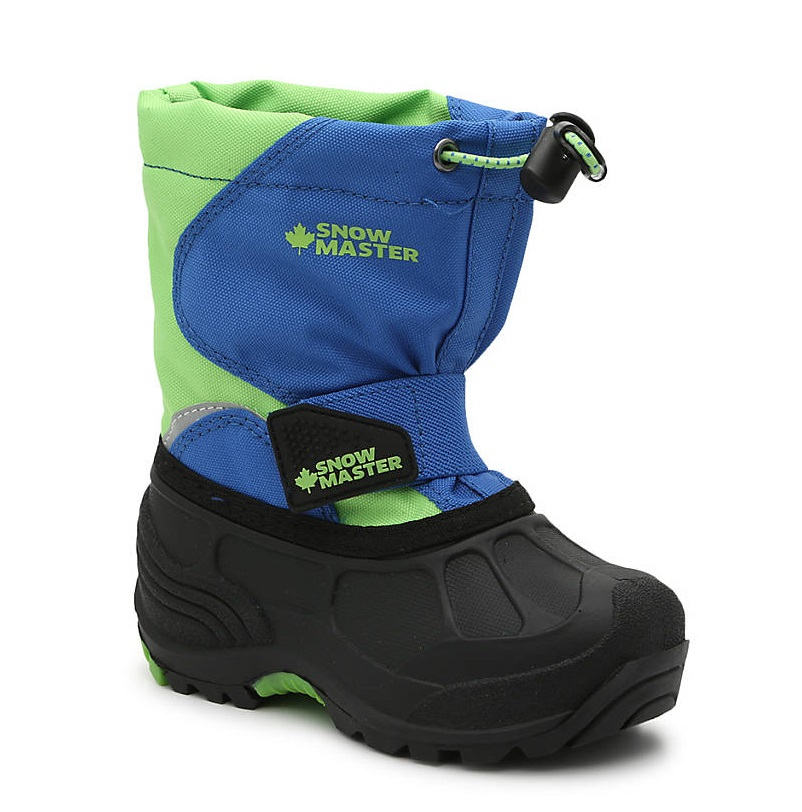 DSW: Toddler Snow Boots – only $21 (reg