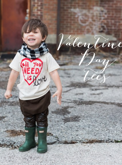 Valentine's Day Graphic Tees Perfect for Love Day