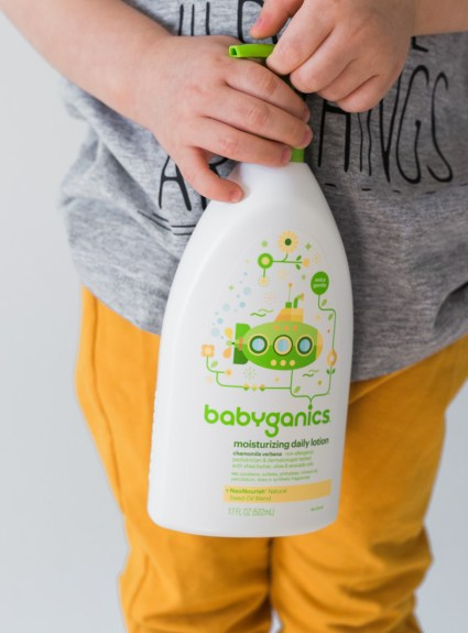 Babyganics Product Review | Baby Essentials