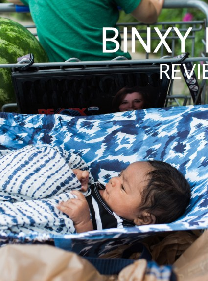 Binxy Baby Review | Baby Essentials