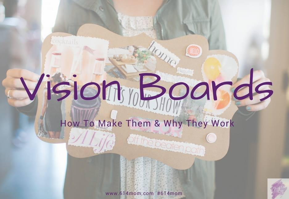 Vision boards: how to make them and why they work