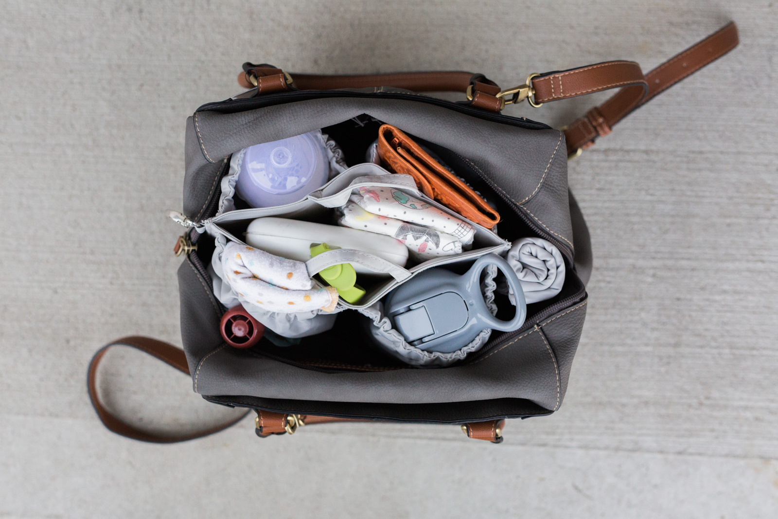 Organize Your Diaper Bag With Totesavvy Baby Essentials Wear Love Wanders