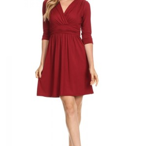 DeepBurg Nursing Dress Front
