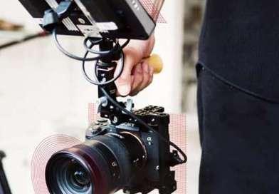 Nelle mani di Manfrotto il video è al sicuro di una Camera Cage