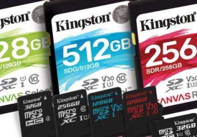 Per avere la memoria giusta al momento giusto, Kingston si fa in tre