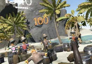 Dietro il visore, tutta l'adrenalina di A Tale of Pirates: A Dummy Mutiny