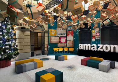 Loft for Xmas, l'idea Amazon per sentirsi più vicini a Natale