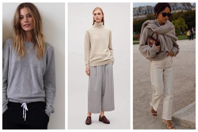 cashmere loungewear