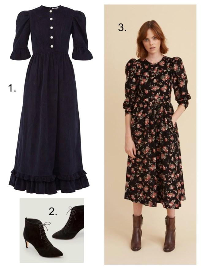 corduroy classics dress