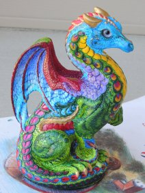 Wildberry #1 (my very first pyo) Sculpt Copyright Windstone Editions and M. Pena