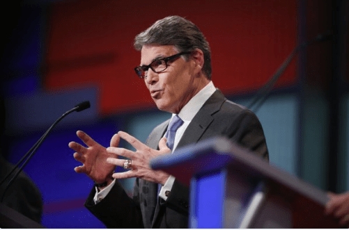 Rick Perry Endorses Trump, Says Open To Being His Running ...
