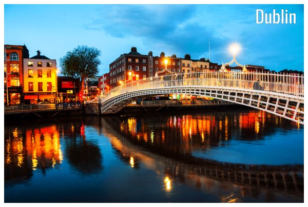 Dublin, Ireland - Detailed climate information and monthly ...