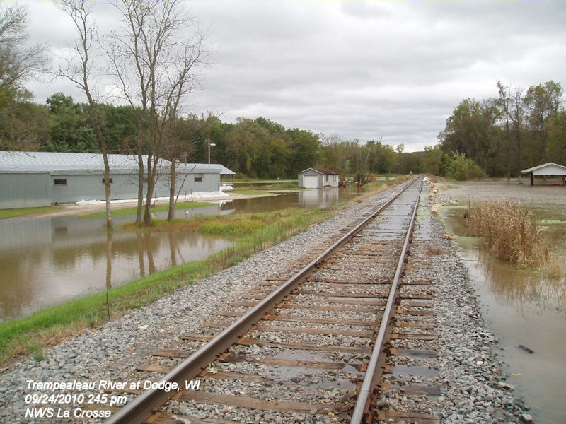 Significant Flooding And Heavy Rain Of September 22 23 2010