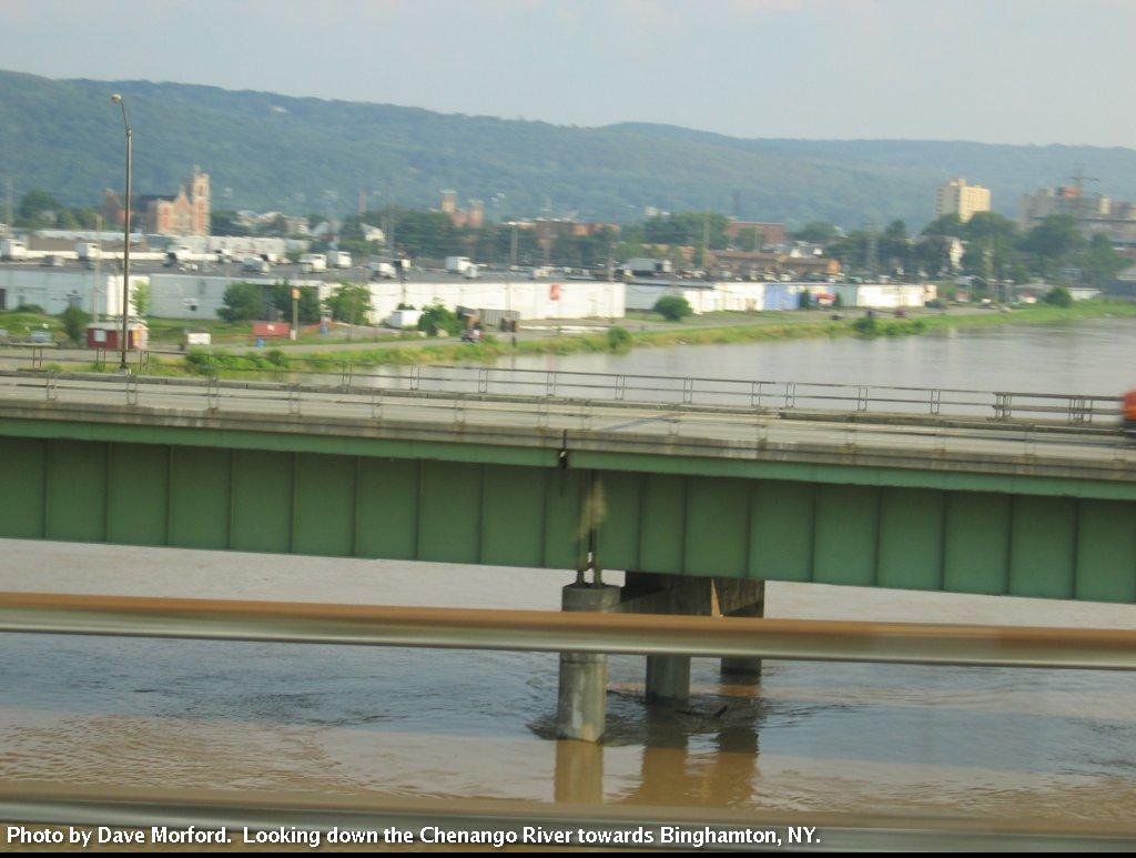 Binghamton Schools Flooded