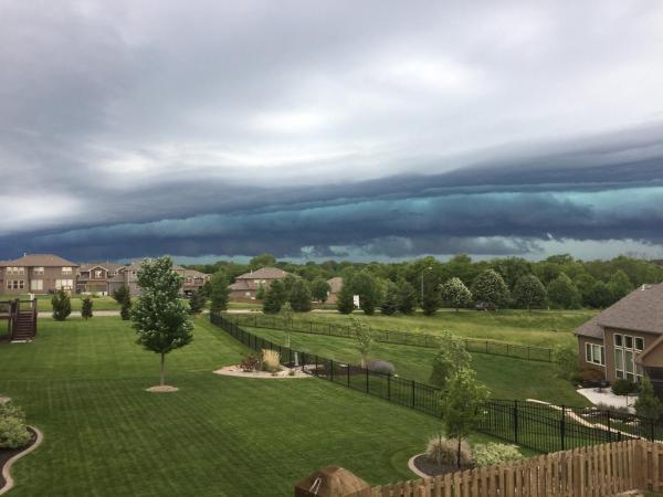 May 27th, 2017 Severe Weather Outbreak