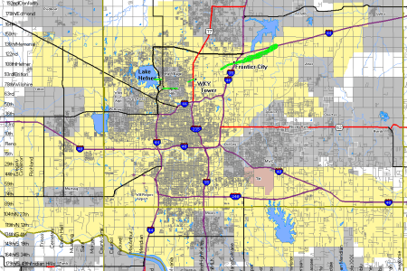 oklahoma city map » Another Maps [Get Maps on HD] | Full HD Another Maps